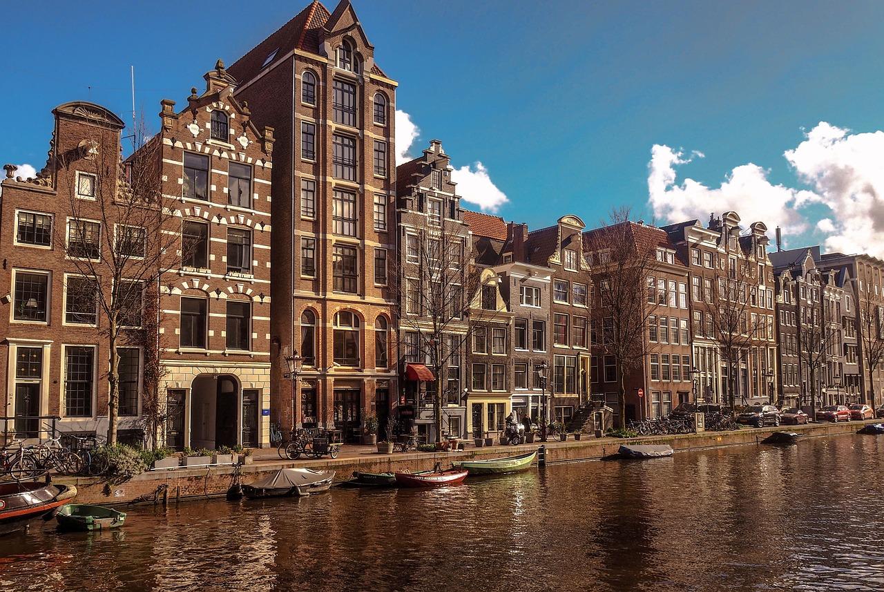 Amsterdam Canal Vieille Ville - Photo gratuite sur Pixabay
