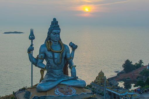 Chúa, Shiva, Shiv, Hindu, Thần, Tượng