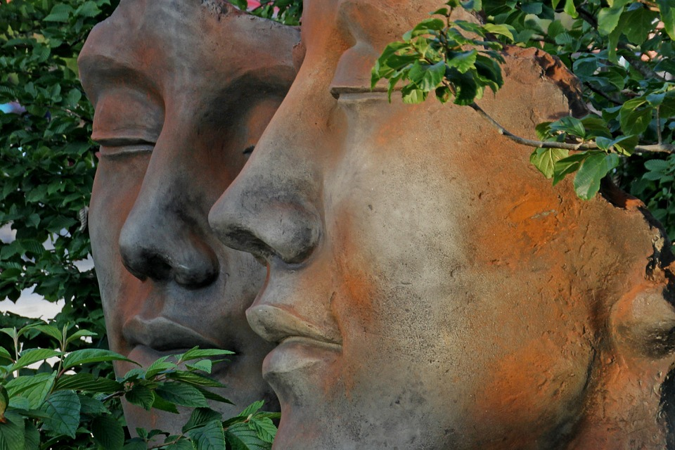 Skulptur Garten Gartenskulptur - Kostenloses Foto auf Pixabay