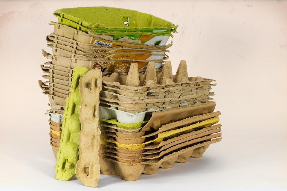 genbrug af emballage