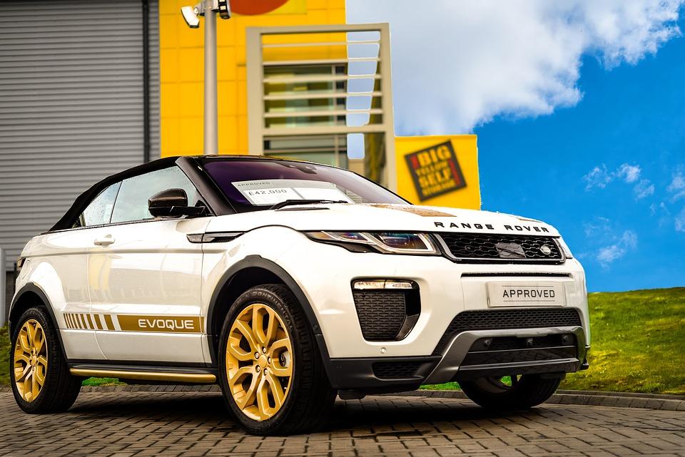 Range Rover Convertible >> Range Rover Evoque Convertible Ilmainen Valokuva Pixabayssa