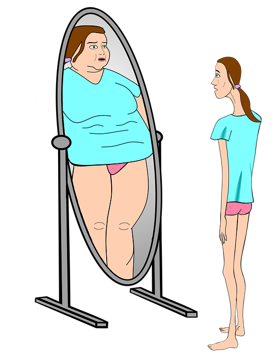 Bulimia, Jadłowstręt Psychiczny, Anoreksja