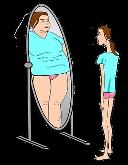Bulimia, Anoressia Nervosa, disturbi alimentari