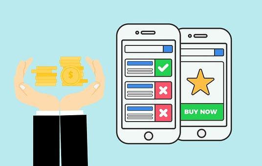 Ads, Mobile, Click, Advertising, Digital