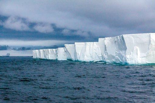 Continent, Antarctica, Iceberg