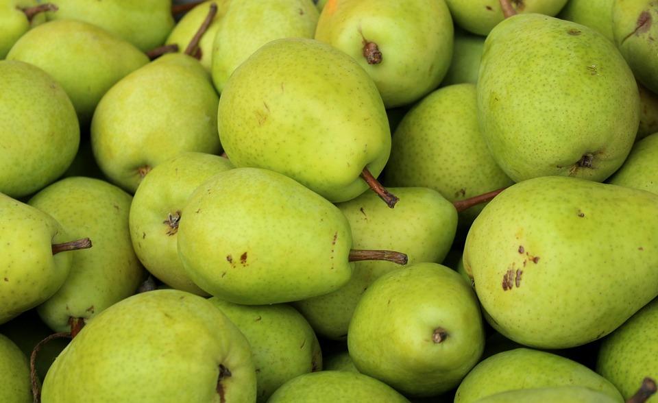 Peras, Pera, Fruta, Vitaminas, Saludable, Alimentos