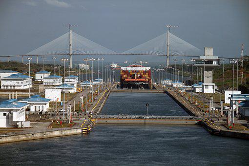 Panama Canal, Crossing, Artificial