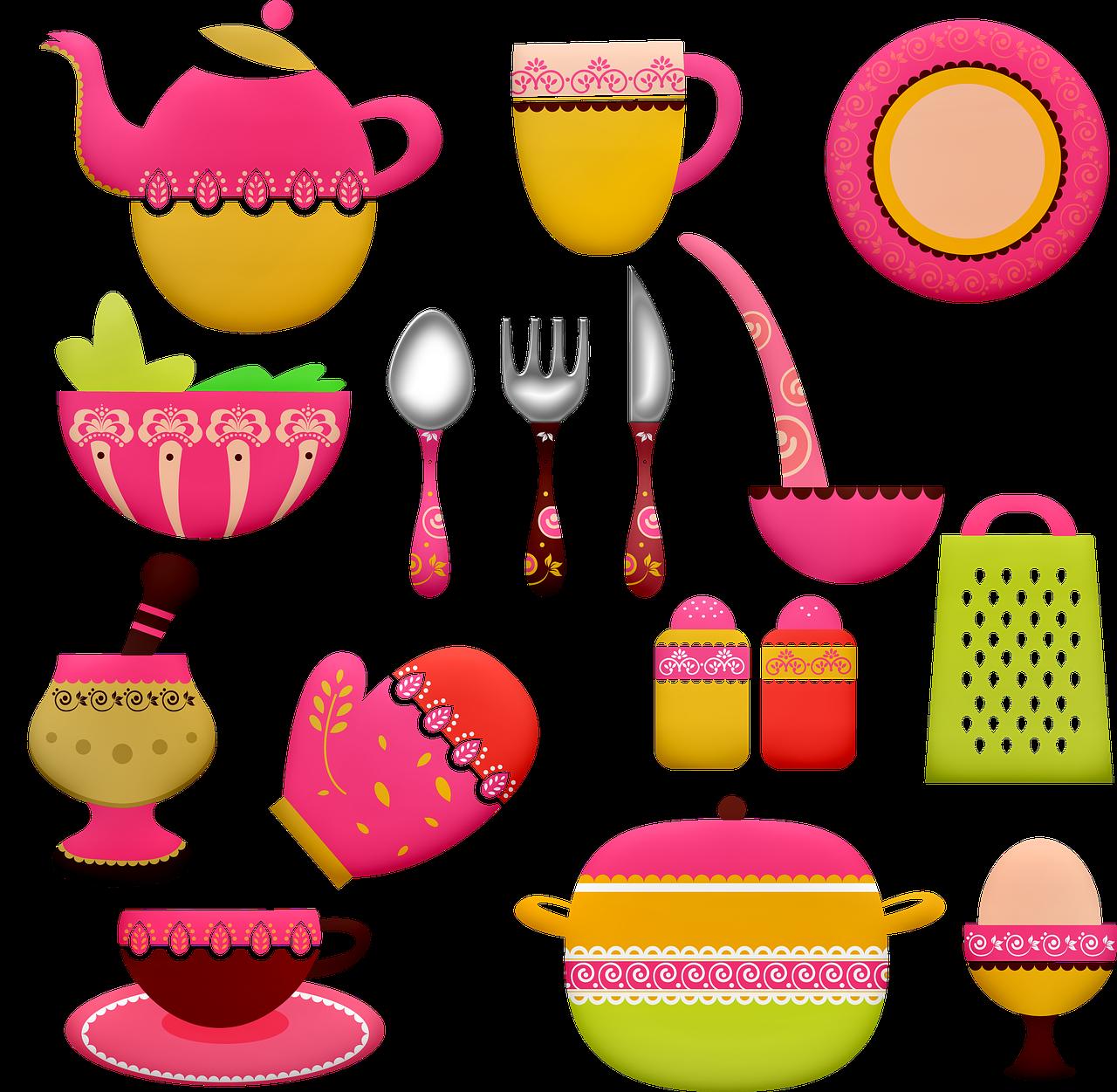 полна картинки для кухни вектор модели для различных