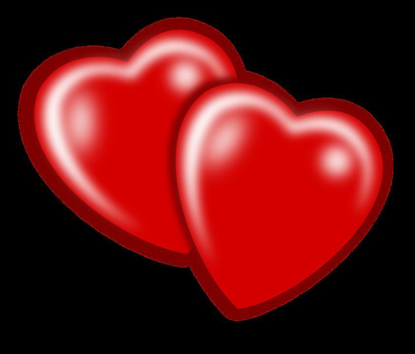 Herz Liebe Romantische Kostenlose Vektorgrafik Auf Pixabay