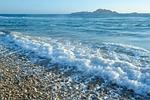 morze, plaży, fala
