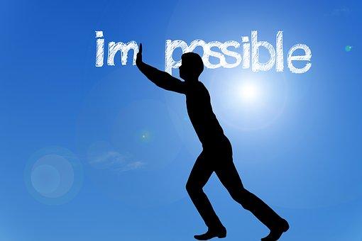 Möglich, Unmöglich, Möglichkeit, Option