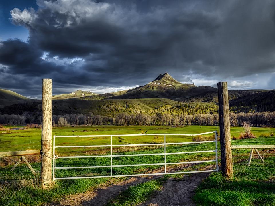 Squaw Mountain Ranch Farm Free Photo On Pixabay