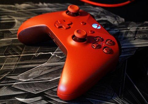 Gaming, Xbox, Controller, Joystick, Game