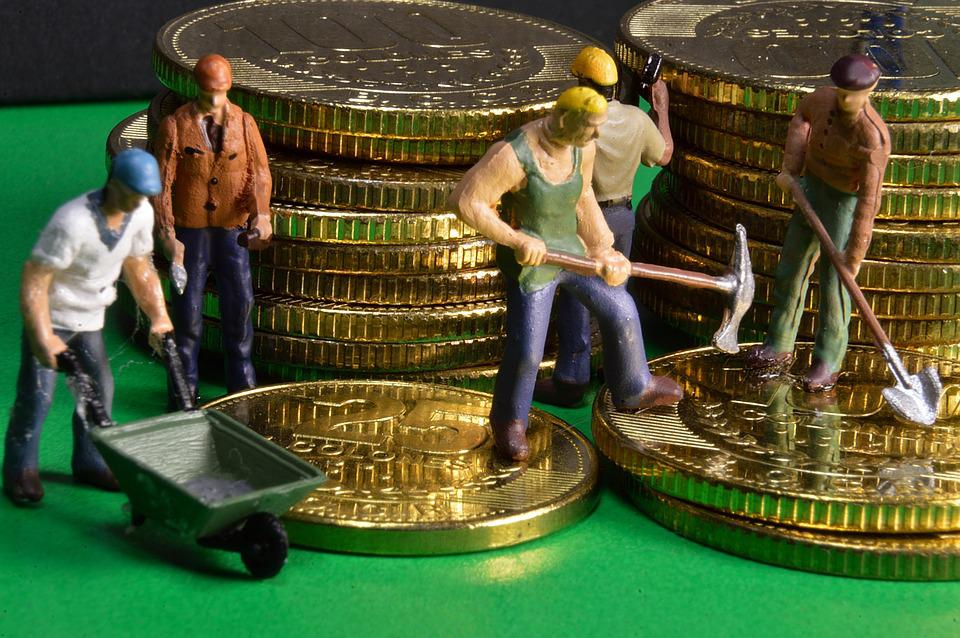 Denaro, Valuta, Reddito, Investimento, Business
