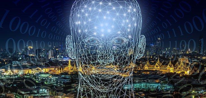 サイバー, 人工知能, 脳, 思う, コントロール, コンピューター科学