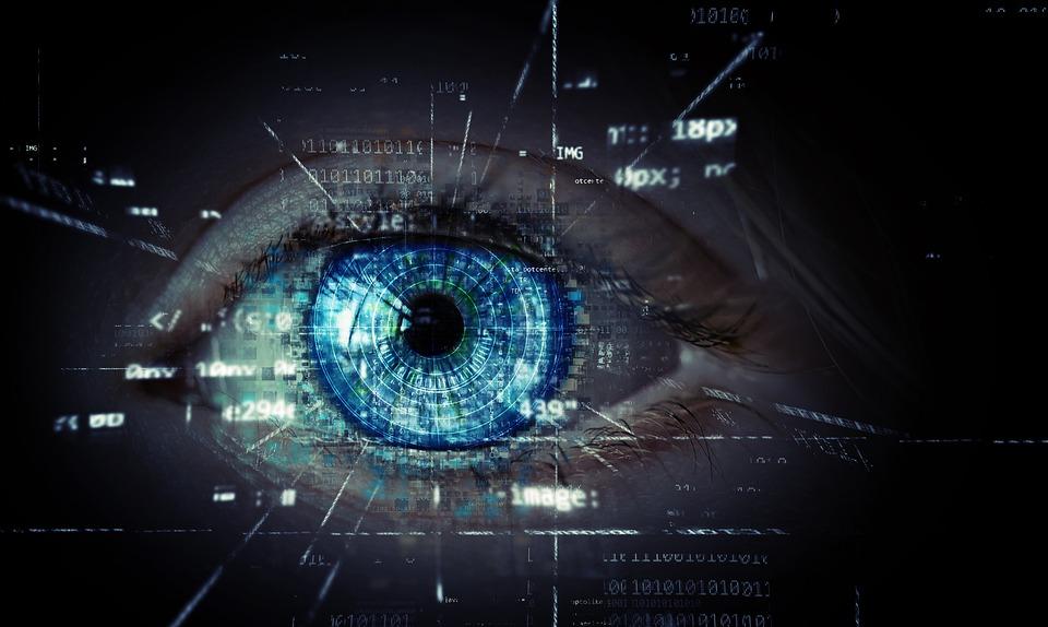 Olho, Tecnologia, Imaginação, Comunicação, Interação