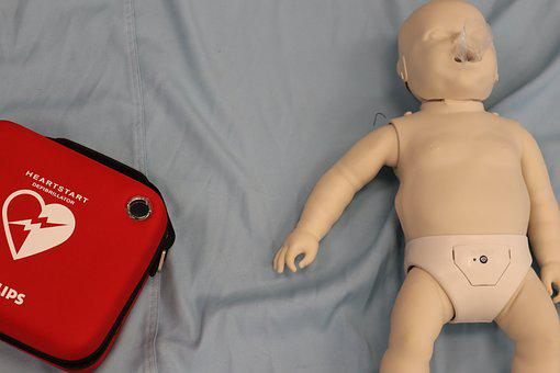 Healthcare, Cpr, Baby, Doll