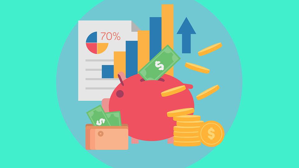 「広告」は投資!|豚の貯金箱画像|広告の効果測定とは?|アインの集客マーケティングブログ
