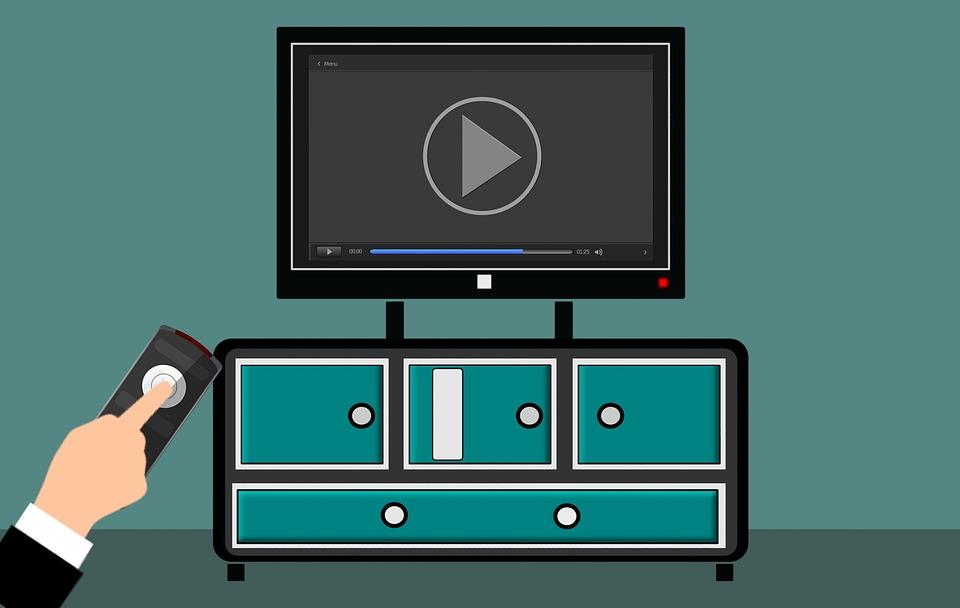 Televisión, A Distancia, Vivir, Arroyo, Mano, Tv