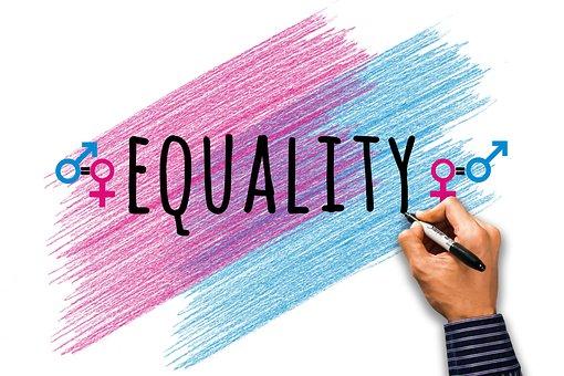 Equality, Male, Female, Symbol, Equal