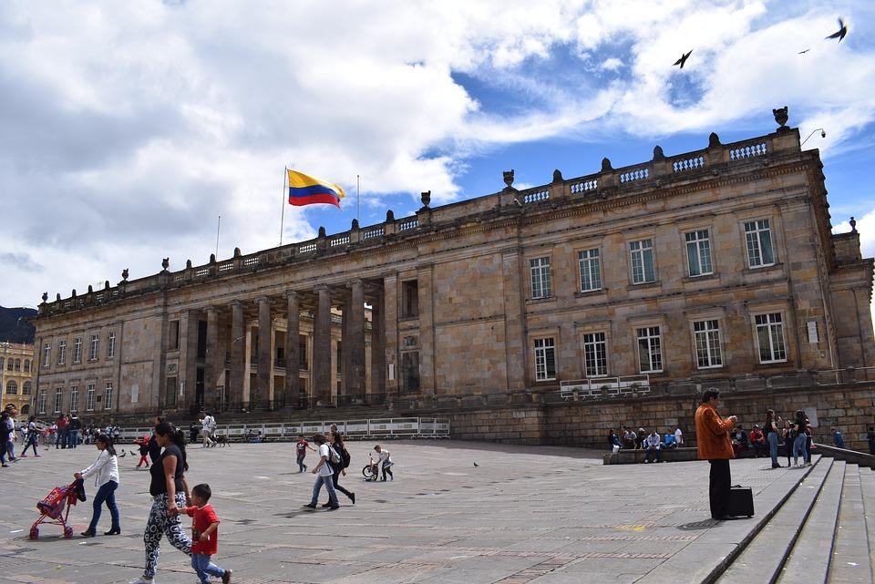 Bogotá, Città, Bogota, Colombia, Architettura, Capitale