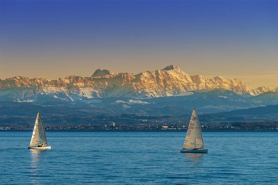 lake constance 4072907 960 720 » 10 wunderschöne Reiseziele für ihren Urlaub in Deutschland