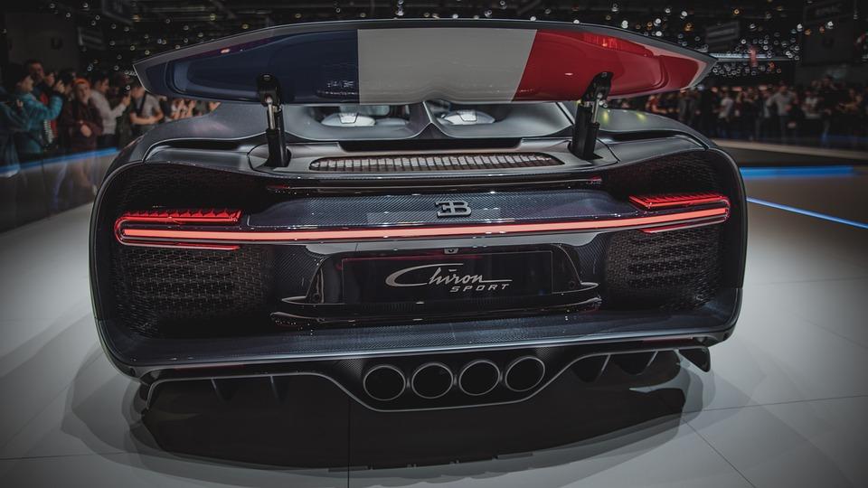 Auto, Bugatti, Automobile, Chiron
