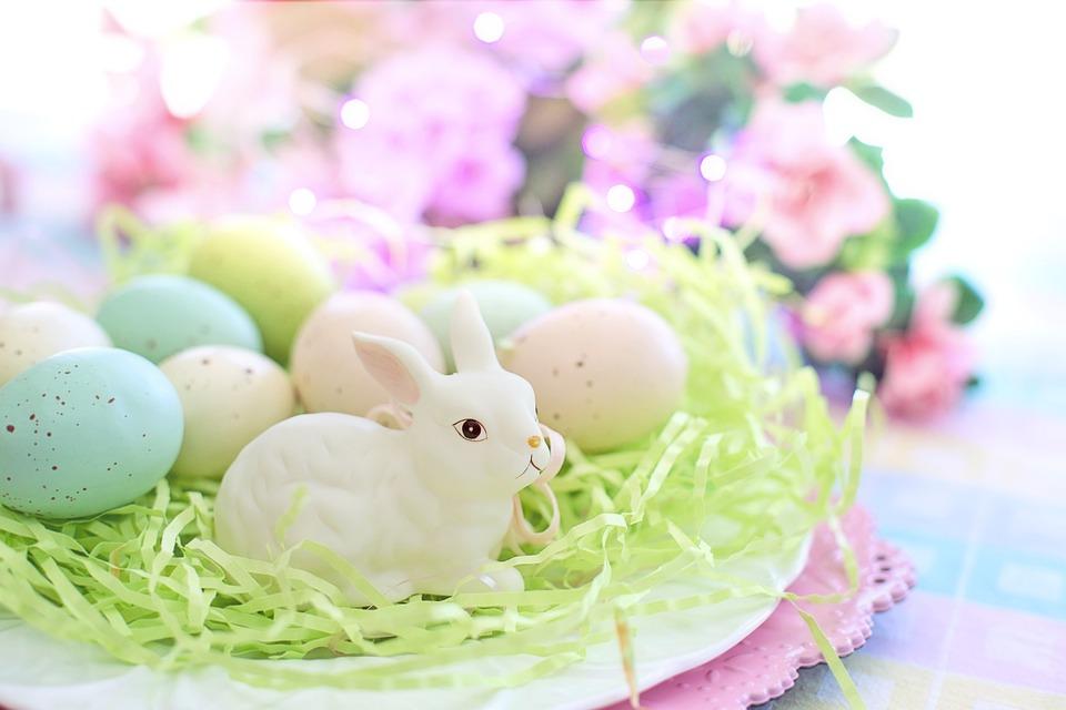 Wielkanoc Jaj Królik - Darmowe zdjęcie na Pixabay