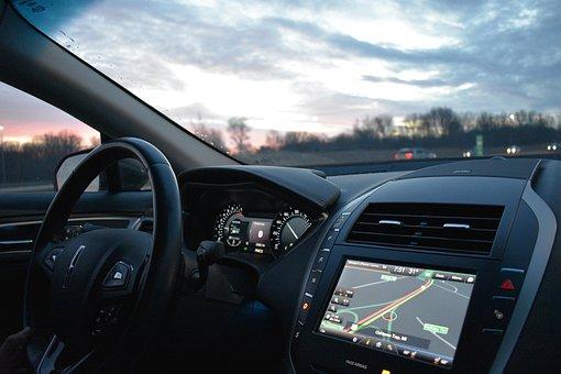 Car, Gps, Na, Navigation, Automotive