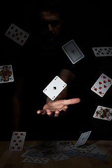 Playing Cards, Ace, Card Game, Poker