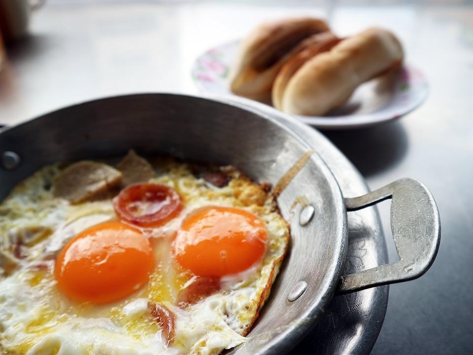 A Fried Egg Breakfast Food - Free photo on Pixabay