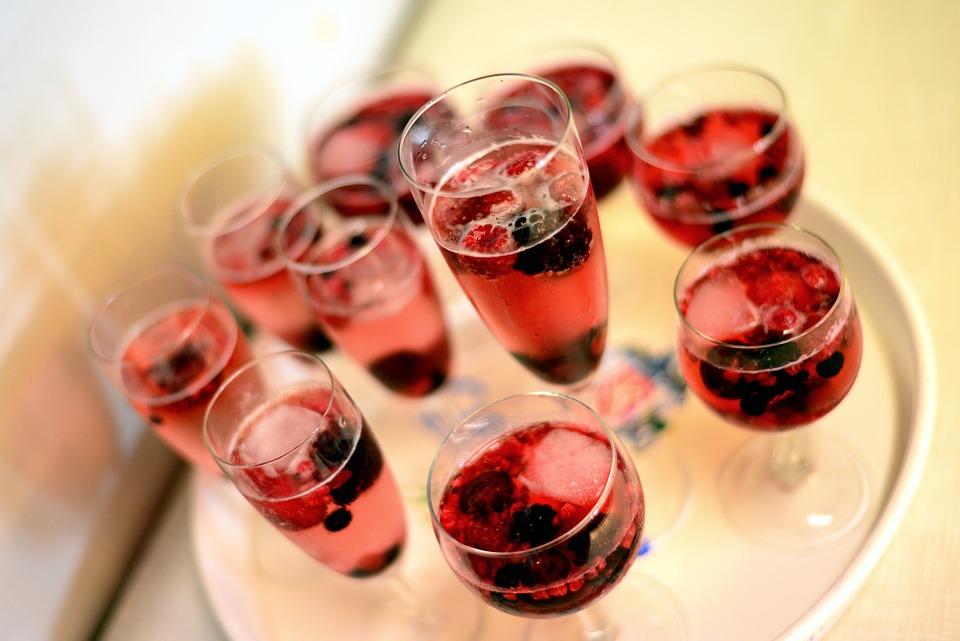 Champagne, Drink, Rosso, Alcol, Celebrazione, Celebrare