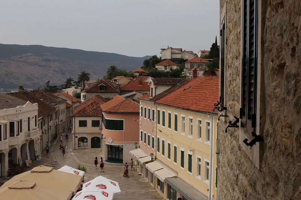 Montenegro, Herceg Novi, City
