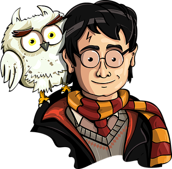 Harry Potter, Fan Art, Wizard
