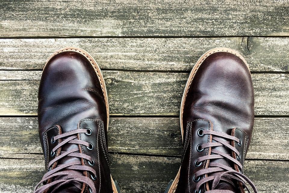 D3 Illusorische Stiefel
