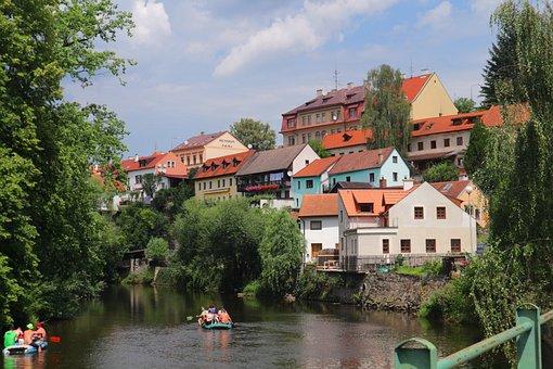 Český Krumlov, Tsjechië, Krumlov