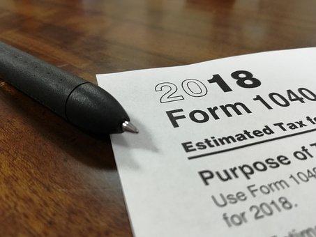 Tax Form, Irs, Tax, Taxes, Finance