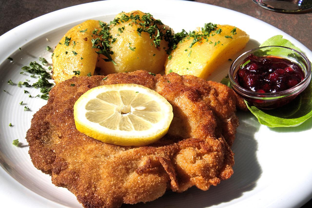 Schnitzel Wiener Eat - Free photo on Pixabay