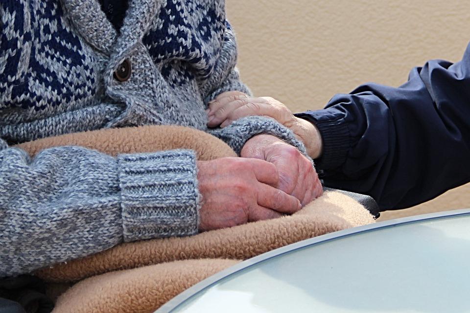 Zorg, De Mens, Oude, Liefde, Senioren, Gezondheid