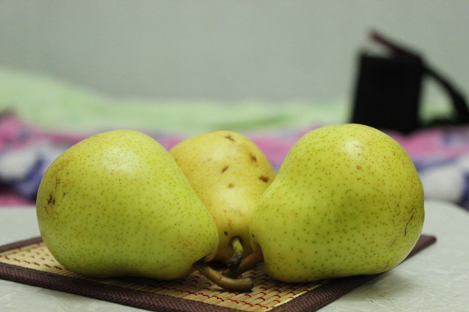 Pear Pears Fruit Free Photo On Pixabay