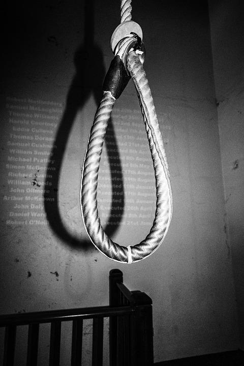 「絞首刑」の画像検索結果