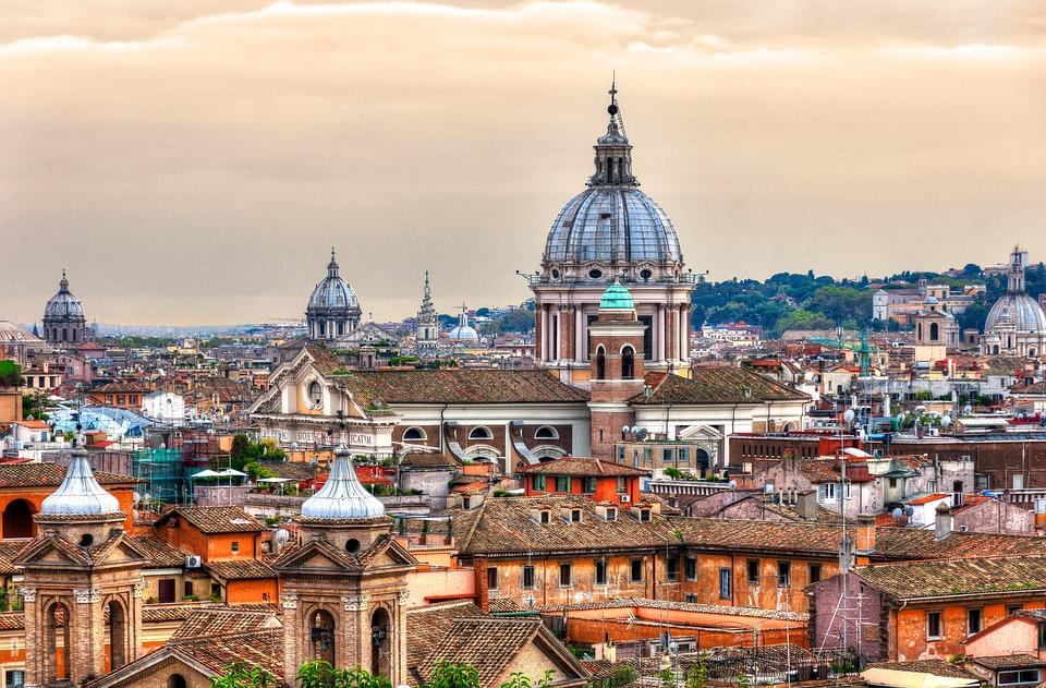 Que ver que hacer en Italia, Roma