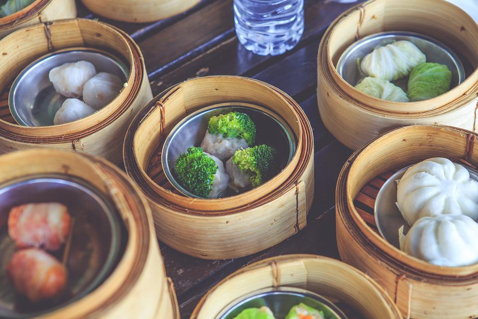 Dim Sum is one of Chinese foods that you can't miss out on! Source: Pixabay