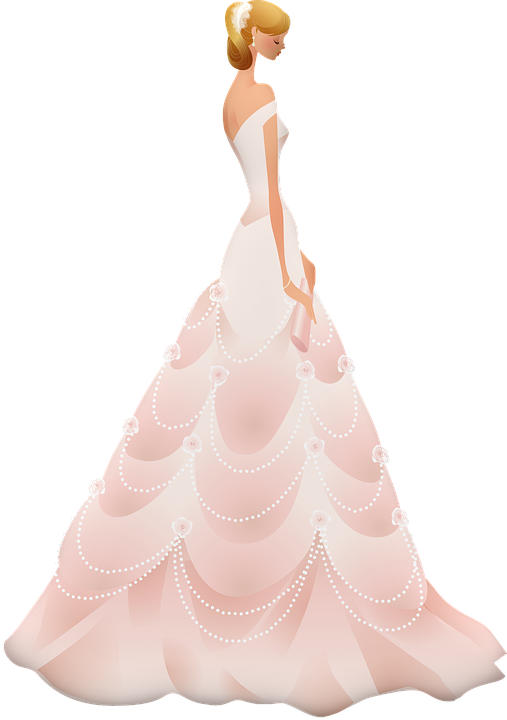 Bride, Woman, Marriage, Dress, Wedding, People, Girl