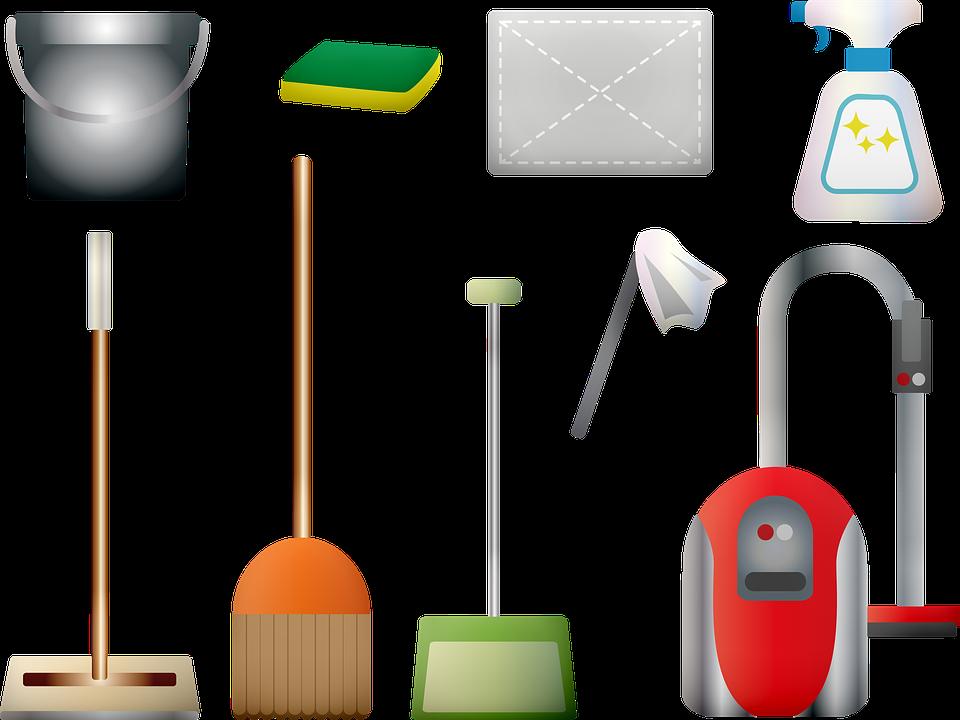大掃除のイメージ