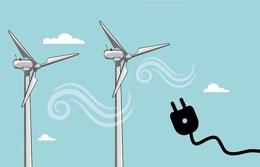 Vent, Énergie, Socket, Environnement