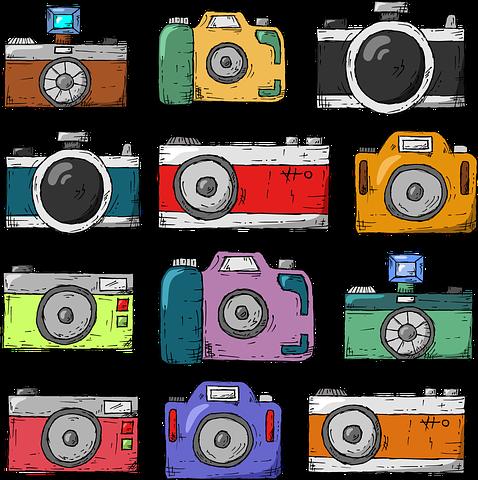 Over 400 Free Camera Vectors Pixabay