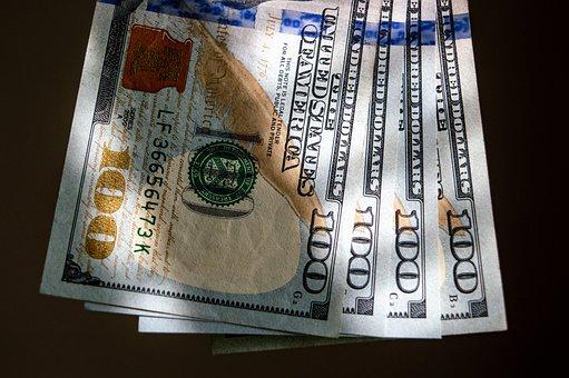 Dollar, Money, Finance, Business