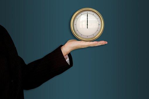 Tempo, gestão, negócios, planejamento