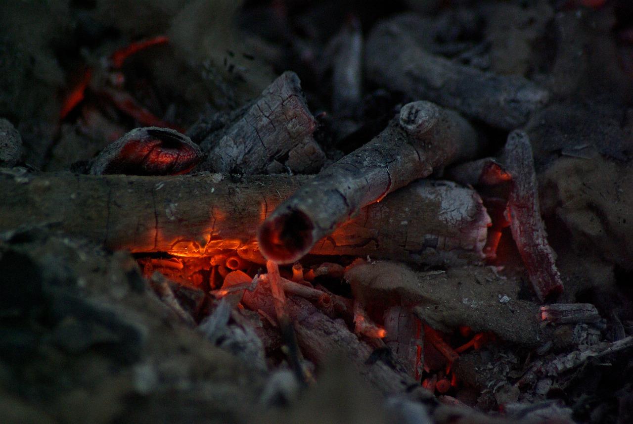 Картинка сгорай пепел